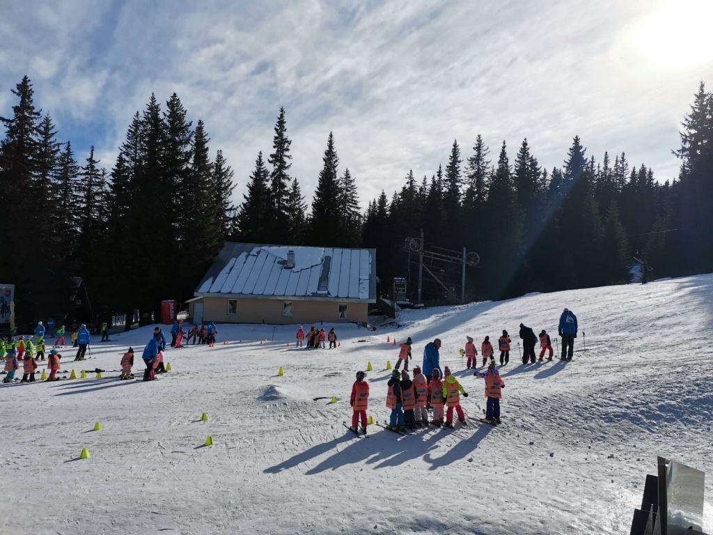 Ски училище с нашите деца 20.01.2020 - 24.01.2020 - голяма снимка