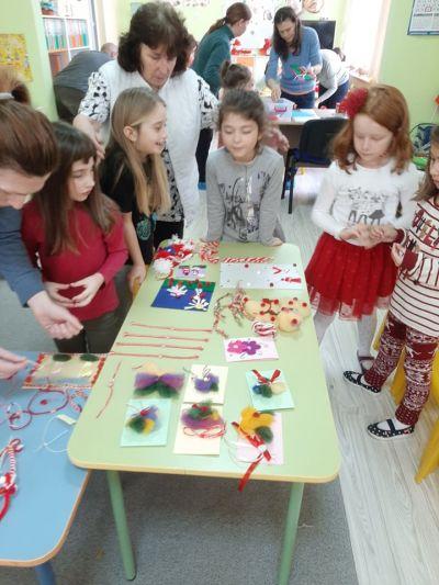 Гледаме какво сме сътворили - ДГ 133 Зорница - София, Изгрев