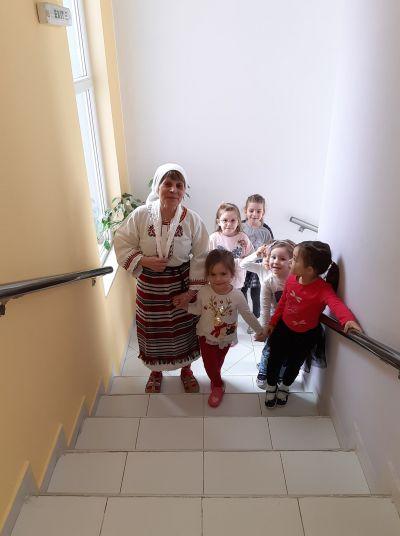 Баба Марта бързала - ДГ 133 Зорница - София, Изгрев