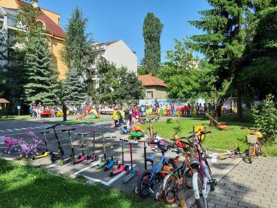 БДП в детската градина - ДГ 133 Зорница - София, Изгрев